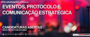 PG_Eventos, Protocolo e Comunicação Estrategica